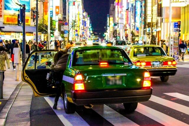 おすすめタクシー会社比較
